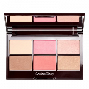 Charlotte Tilbury Pretty Glowing Skin Palette