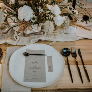Ecru Cheesecloth Table Runner