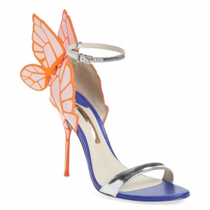 Sophia Webster 'Chiara' Ankle Strap Sandal