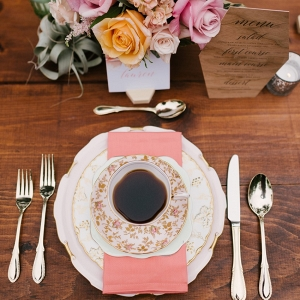 Coffee Lovers Bridal Shower Ideas