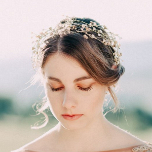 Clementine Bridal Hair Vine