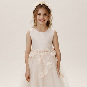 'Cody' Flower Girl Dress