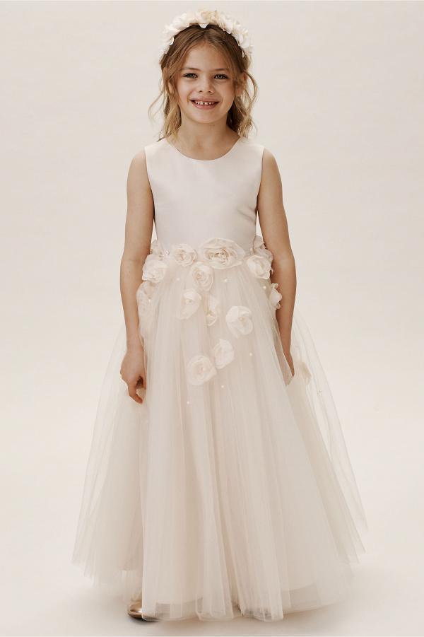 'Cody' Flower Girl Dress