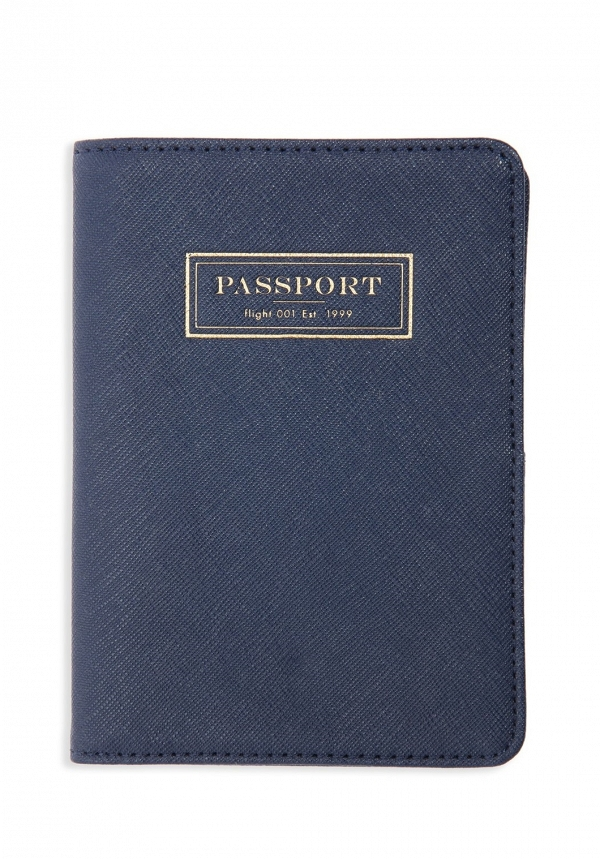 'Correspondent' Passport Case
