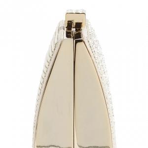 'Diamond Drips' Bridal Box Clutch
