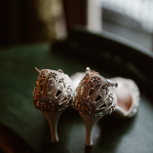 Emmy London Vintage Bridal Shoes