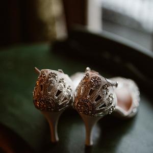 Emmy London Vintage Bridal Shoes