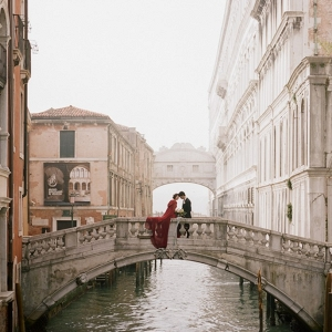 Romantic Venice Elopement