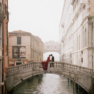 Romantic Venice Elopement