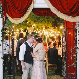 Magical Wedding Reception. Photography - Lara Hotz