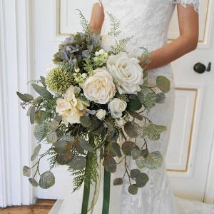 Eucalyptus Bridal Bouquet