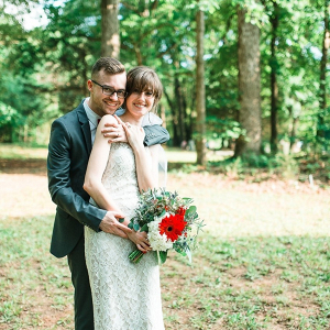 Summery vintage wedding