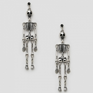 Halloween Skeleton Earrings