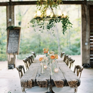 Floral Hanging Centrepiece