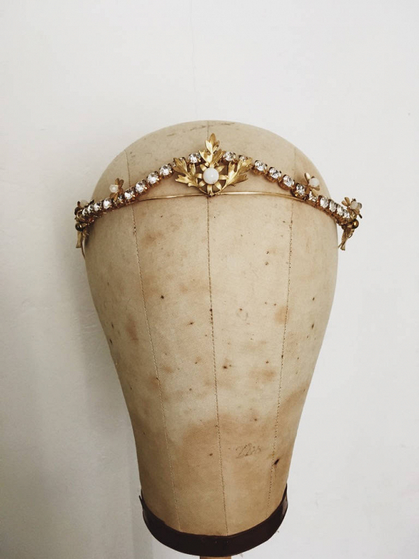 Isolde Bridal Crown