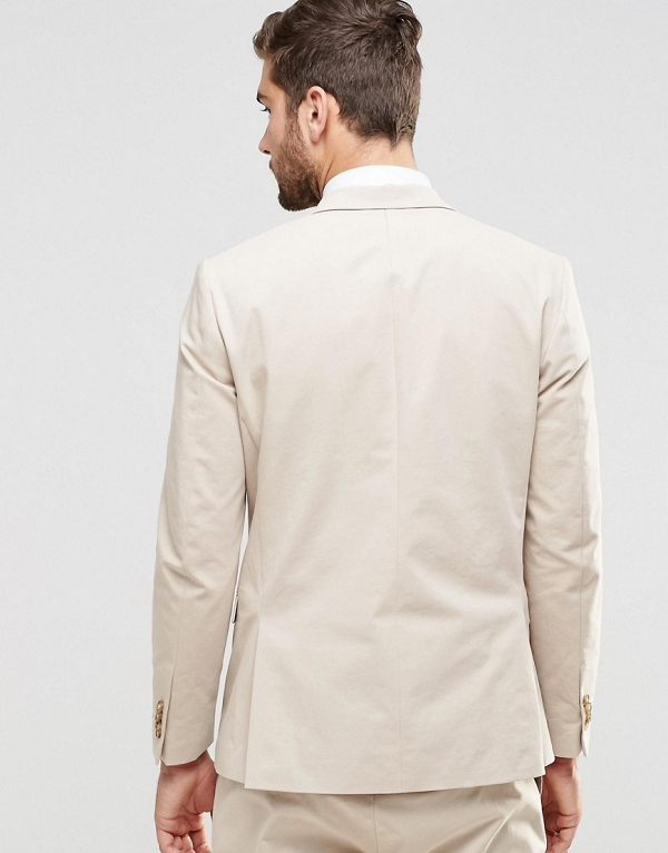 Jack & Jones Premium Summer Wedding Suit Jacket