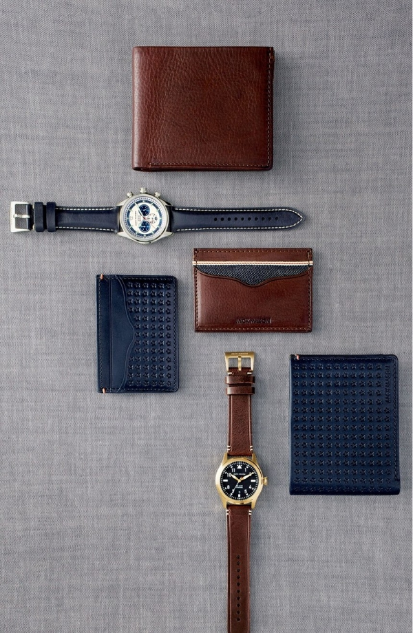 Jack Mason Watches & Wallets