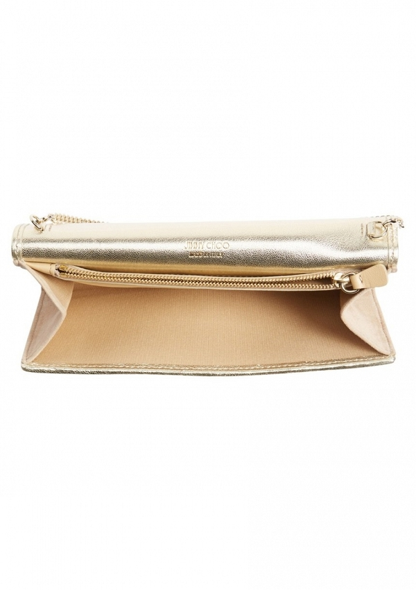 Jimmy Choo 'Milla' Glitter Bridal Clutch