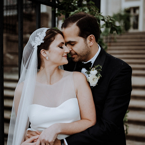 1930s Inspired Juliet Cap Veil