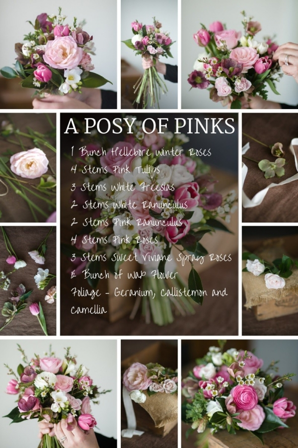 Bridal Bouquet Recipe