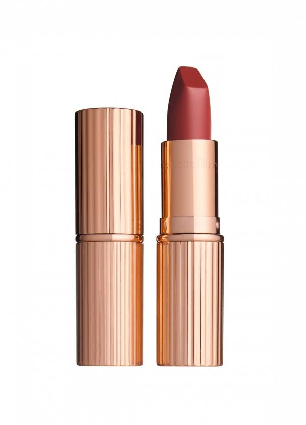 Charlotte Tilbury Matte Revolution Luminous Modern-Matte Lipstick Bond Girl