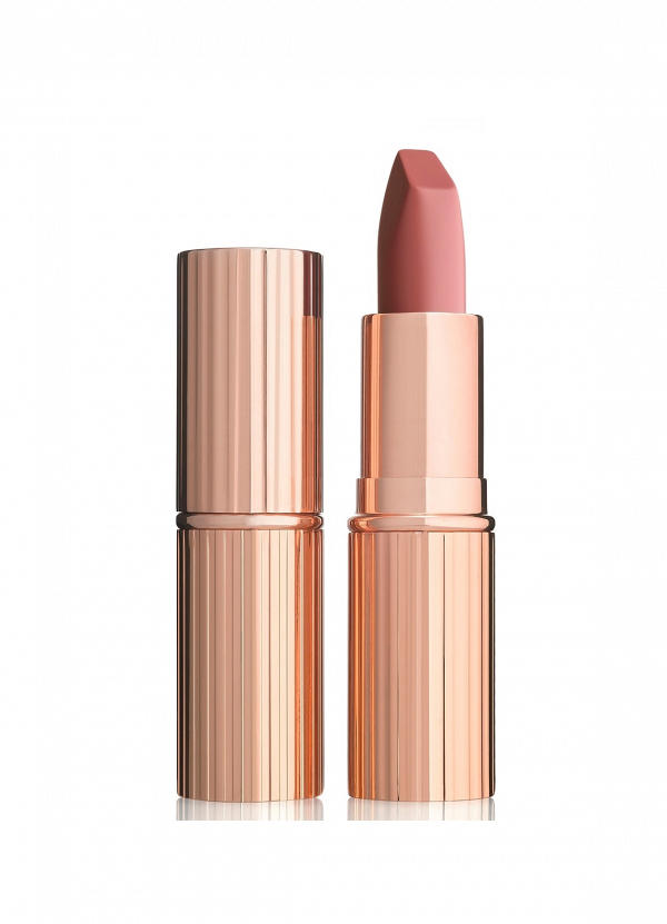 Charlotte Tilbury Matte Revolution Luminous Modern-Matte Lipstick Pillow Talk