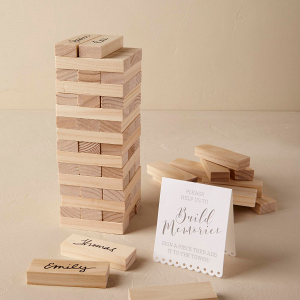 25 Memory Blocks Guest Book