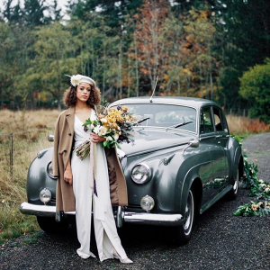 Bonnie & Clyde vintage wedding wedding inspiration
