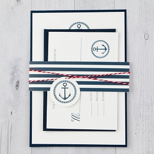 Nautical Wedding Stationery