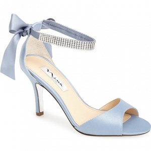 Nina 'Vinnie' Elegant Bridesmaid Sandals