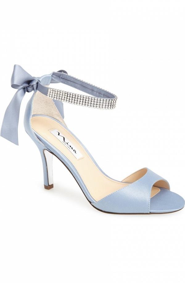 Nina 'Vinnie' Elegant Bridesmaid Sandals