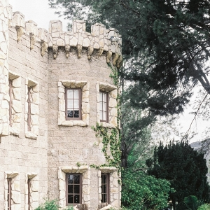 Castle venue on Chic Vintage Brides