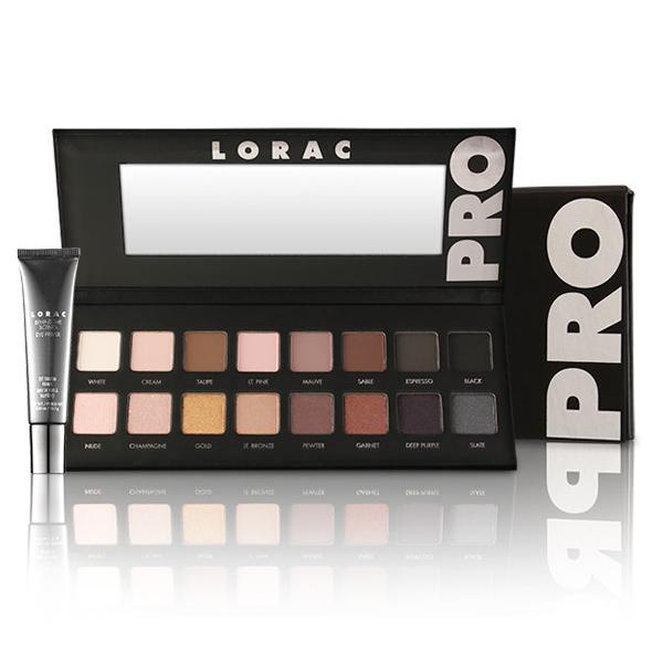 Lorac 'PRO' Eyeshadow Palette