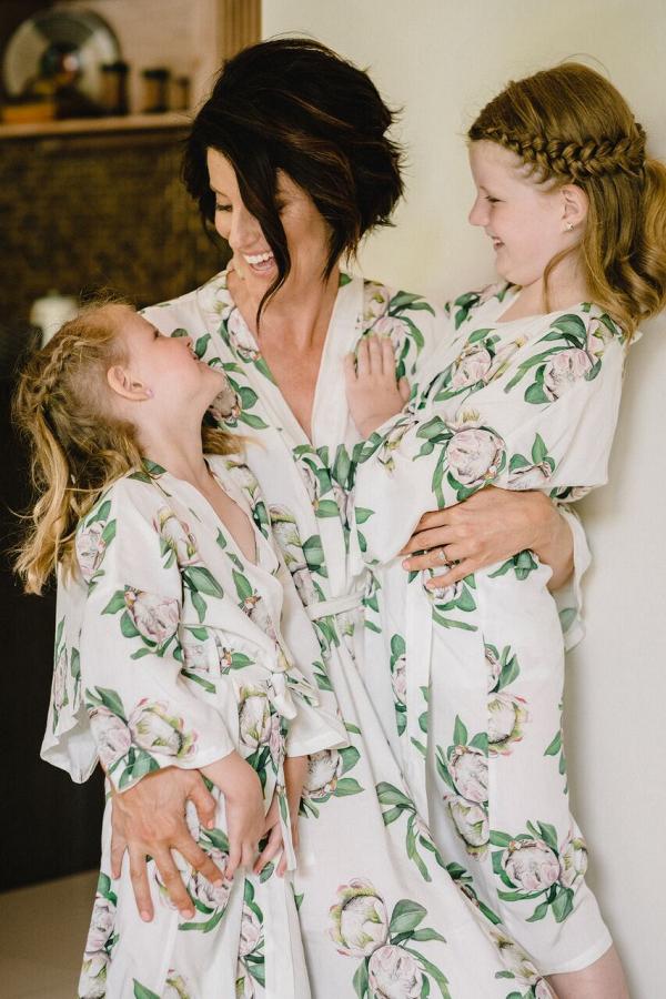 Protea Wedding Robes