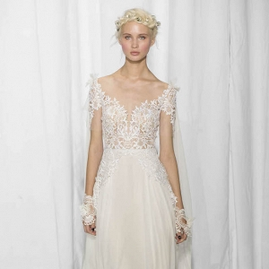 Reem Acra's Ethereal 2017 Wedding Dress Collection
