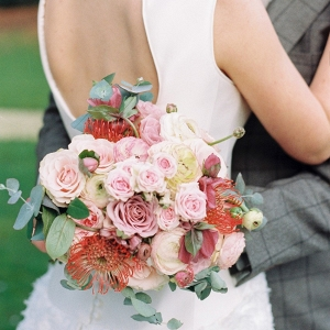 Romantic Bridal Bouquet