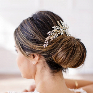 'Serena' Crystal Bridal Hair Accessory