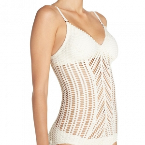 'Sophia' Cutout One-Piece Swimsuit