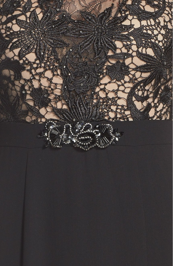 Lace Mother of the Bride Gown