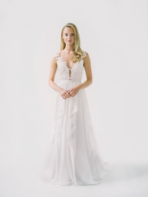 Julie Wedding Dress from Truvelle's 2018 Bridal Collection