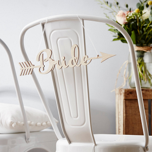 Boho Wedding Chair Sign
