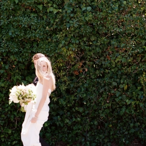 Garden Chic Wedding at San Ysidro Ranch