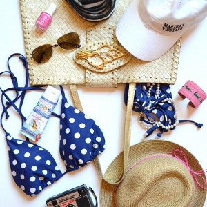Preppy Summer Honeymoon Packing Essentials