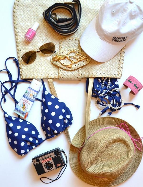 Preppy Summer Honeymoon Packing Essentials