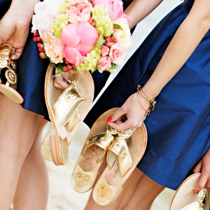 Preppy Wedding in Watch Hill, Rhode Island