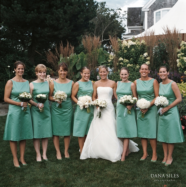Preppy Chatham Wedding