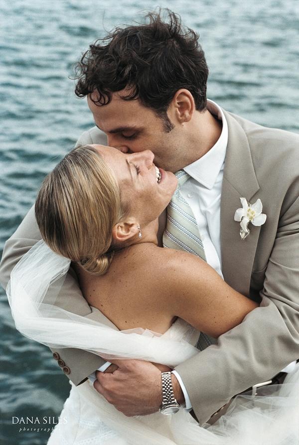 Preppy Wedding on Cape Cod