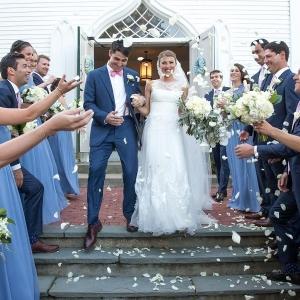 Wedding at the Nantucket Yacht Club