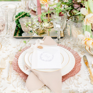Blush Pink Wedding Inspiration