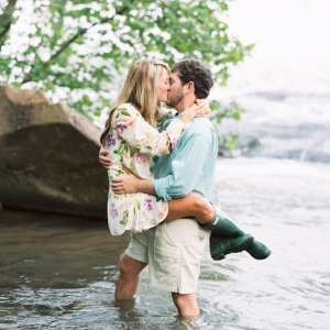 Sweet Georgia Engagement